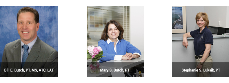 Meet Our Physical Therapists